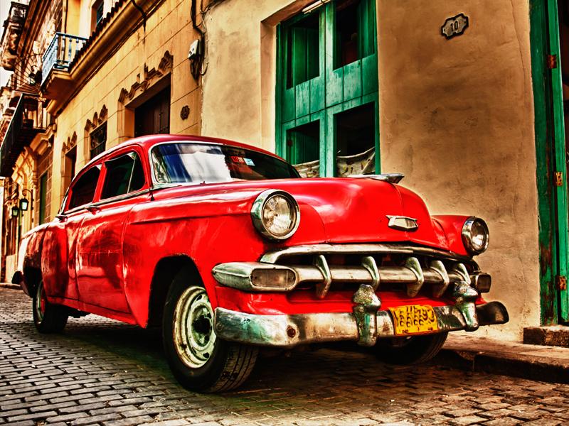 Fantastic Cuba