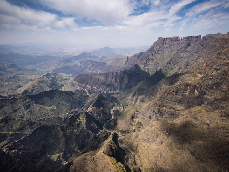 South African Essences Of Drakensberg & Karoo