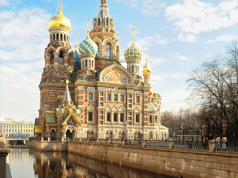 San Petersburgo fantástico