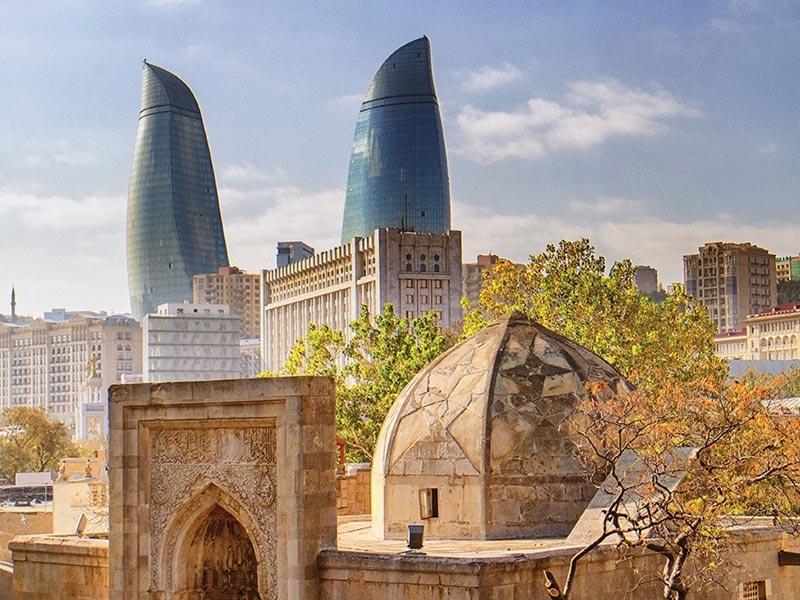 Georgia y Azerbaiyán