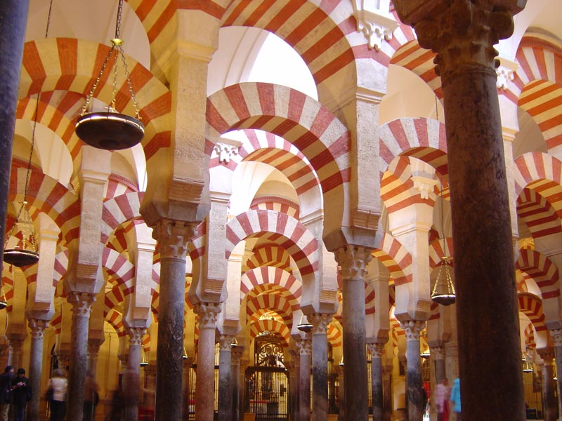 Spain for islamic pilgrims