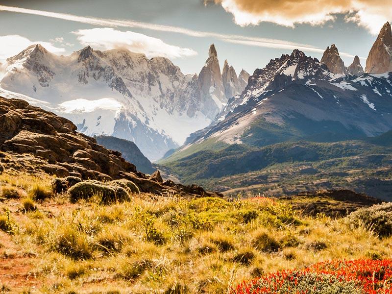 Australis Argentina , Chile y Patagonia