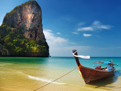 Estrellas de Bangkok, Phuket y playas