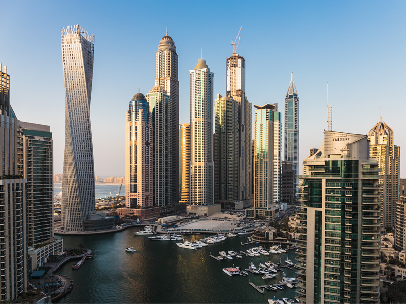 Golden Dubai