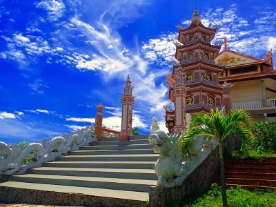 Vietnam & Cambodia Flowers